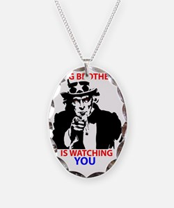 Big Brother is Watching You Necklace
