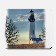 Sunset_Lighthouse Mousepad