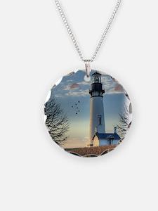 Sunset_Lighthouse Necklace
