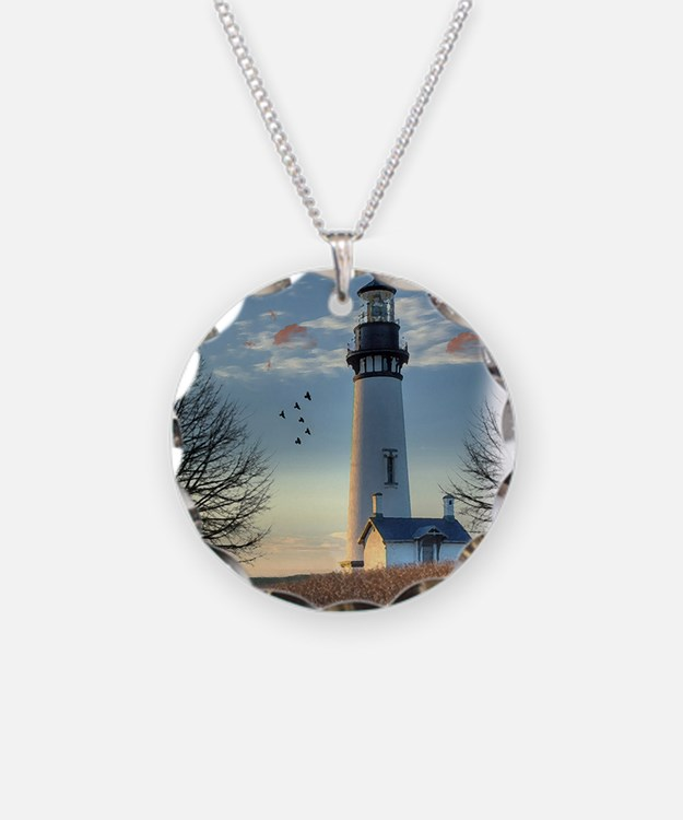 Sunset_Lighthouse Necklace