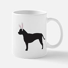 Staffie Bunny Mug
