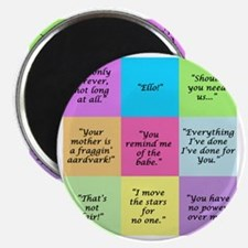 Labyrinth Quotes Magnet