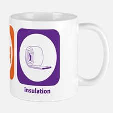 Eat Sleep Insulation Mug