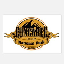 congaree 4 Postcards (Package of 8)