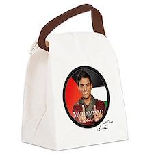 muhammad assaf Canvas Lunch Bag