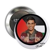 "muhammad assaf 2.25"" Button"