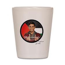 muhammad assaf Shot Glass