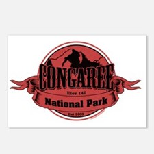 congaree 3 Postcards (Package of 8)