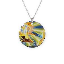 Sunna Solstice Goddess Necklace