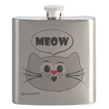 meow love cats Flask