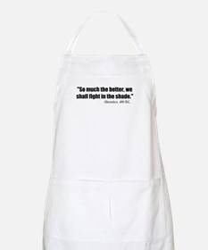 Dienekes: Fight in the shade BBQ Apron