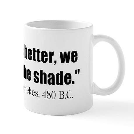 Dienekes: Fight in the shade Mug