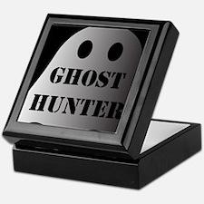 Ghost Hunter (Black) Keepsake Box