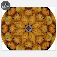Pumpkin Mosaics Puzzle
