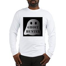 Ghost Hunter (Black2) Long Sleeve T-Shirt