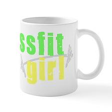 crossfit girl Mug