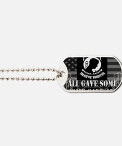 Pow-Mia All Gave Some Some Gave All Dog Tags
