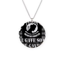 Pow-Mia All Gave Some Some G Necklace
