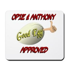 O&A Approved Mousepad