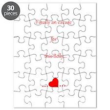 Baby Bump Puzzle