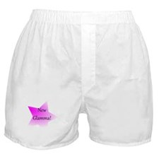 New Glamma! Boxer Shorts