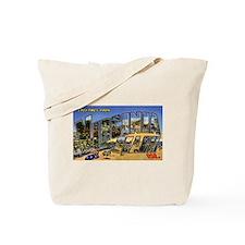 Virginia Beach Greetings Tote Bag