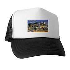 Virginia Beach Greetings Trucker Hat