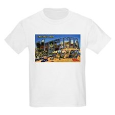 Virginia Beach Greetings (Front) T-Shirt