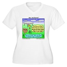 Ants Meet Aliens T-Shirt