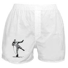 convict shotput Boxer Shorts