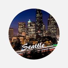 "Seattle_10X8_puzzle_DowntownSeattle 3.5"" Button"