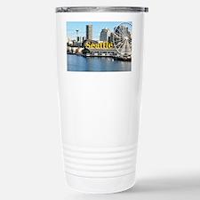 Seattle_5x3rect_sticker Travel Mug