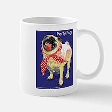 Party Pug Mug