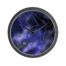 Lost Universe Wall Clock