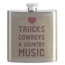 country Flask
