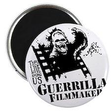 Guerrilla Filmmaker Magnet