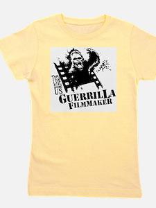 Guerrilla Filmmaker Girl's Tee