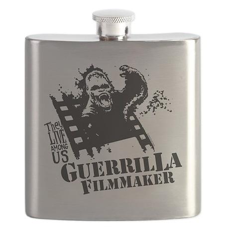 Guerrilla Filmmaker Flask