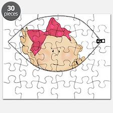 Baby Girl Peeking Puzzle