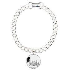 I Made It In Shop Class Charm Bracelet, One Charm