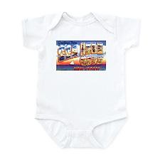Sea Isle City New Jersey Infant Bodysuit