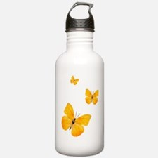 Apricot Sulphur Butter Sports Water Bottle