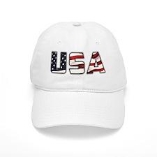 USA Flag Baseball Cap