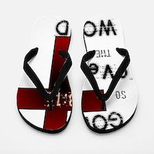 John 3:16 Flip Flops