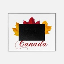 Canadian Maple Leaves Picture Frame
