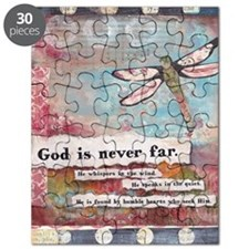 God is Never Far Puzzle
