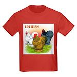 Cochins Trio Kids Dark T-Shirt