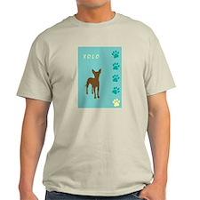 xoloitzcuintli paws T-Shirt