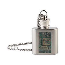 Infinite Grace Flask Necklace
