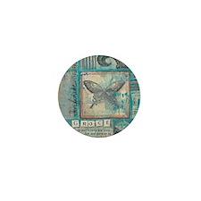 Infinite Grace Mini Button